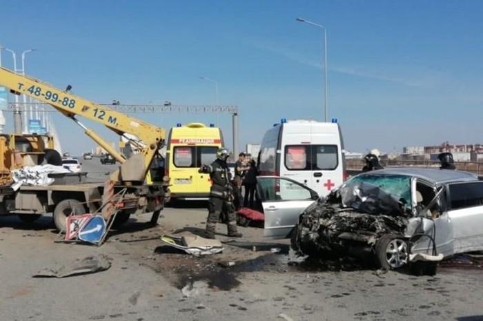 авария на метромосту в Омске погибшие