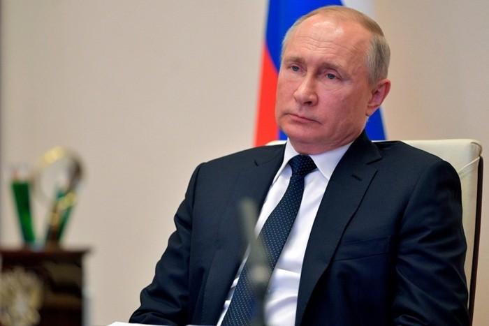 Путин фото