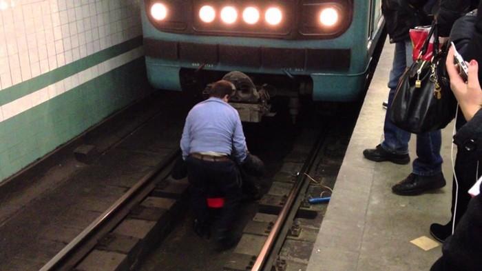 что случилось на серой ветке метро