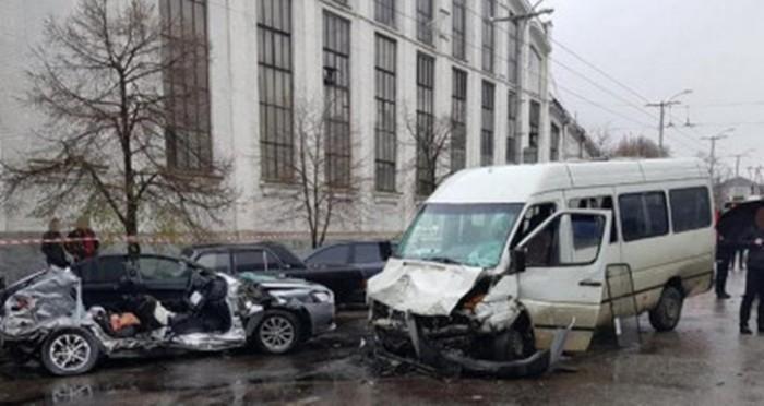 Авария в Новочеркасске фото