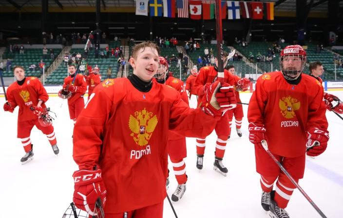 Победитель ЮЧМ по хоккею 2021
