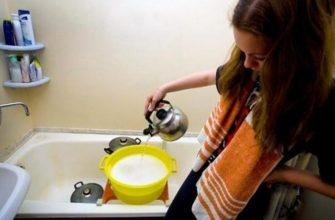Отключение горячей воды в Новотроицке 2021