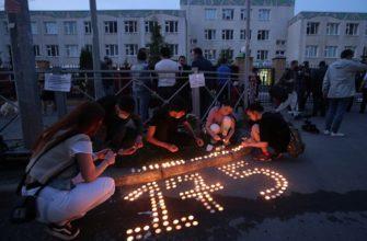 похороны в казани сегодня список погибших детей