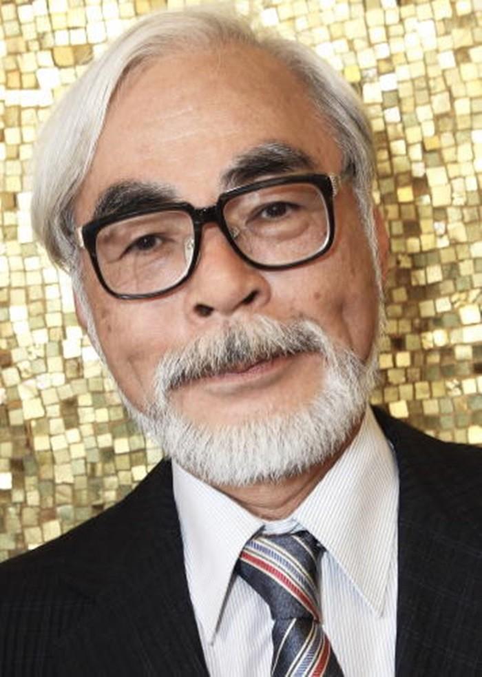 Хаяо Миядзаки умер