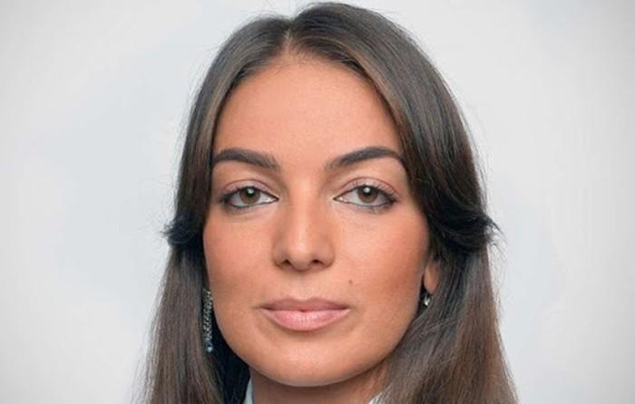Зарина Догузова