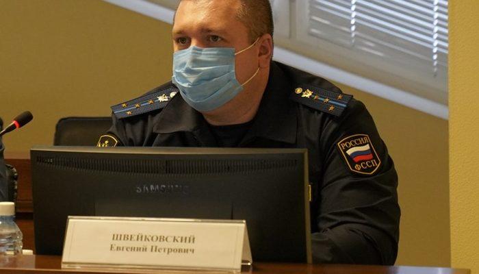 Швейковский Евгений Петрович умер
