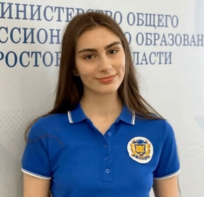 Алика Осадчая Ростов-на-Дону ЕГЭ