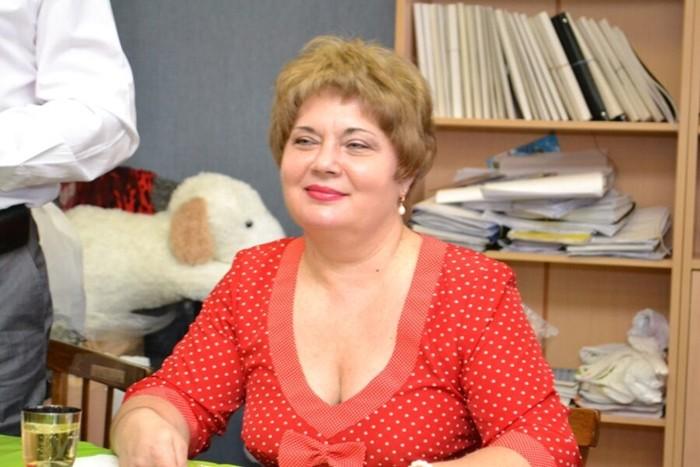 Дочь Леонида Лобанова