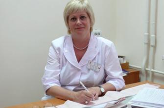 Наталия Стаханова врач умерла